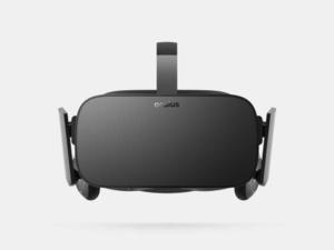 Pré-commande de l'Oculus Rift lancée