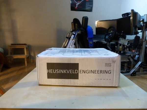 Heusinkveld Engineering - Sim Pedals PRO Unboxing
