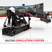 CXC Simulations - Professional Racing Simulator & Flight Simulator for home use