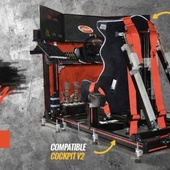 JCL Sim Racing Simulator To be Faster