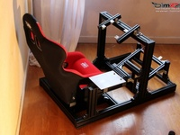 Unboxing et Montage du To Be Faster V2 de JCL Simracing