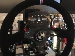 Unboxing et review du kit OSW NSH Racing Product et volant SIMFAI par Floeb07