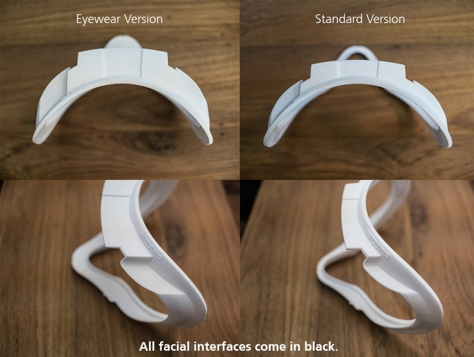 Les fameuses interfaces faciales