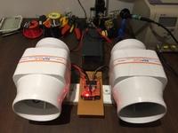 Système de simulation du vent DIY par Avenga76