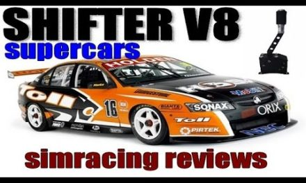 Unboxing et Review du shifter V8 SC de Simulate-it par Floeb07