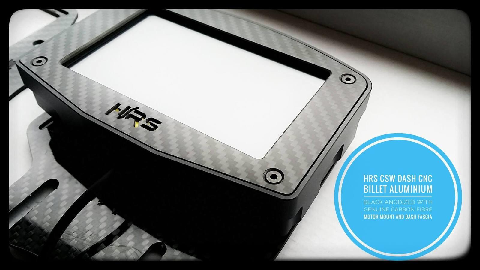 Un nouvel afficheur à venir chez Hybrid Racing Simulations