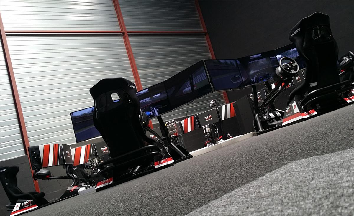 LIVE SIM rencontre Sim Racing Track