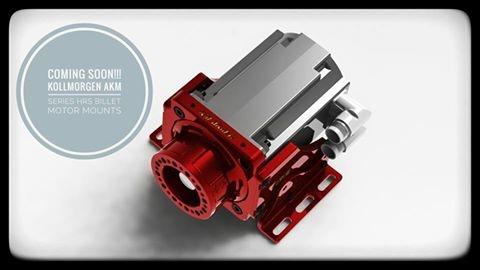 Nouveaux supports moteur chez Hybrid Racing Simulations