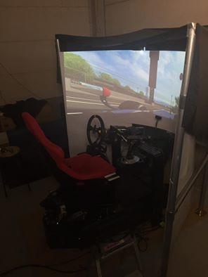 Curved Screen en cours de développement chez Frex