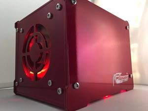 Une SimuCube box chez Dynamic Sim Racing, un écrin pour votre Simucube