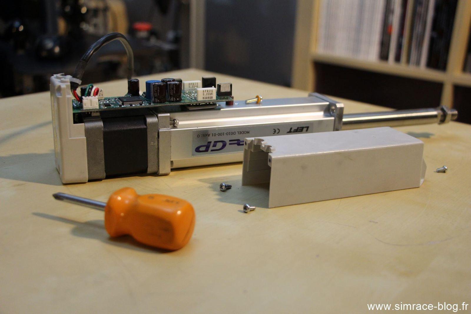 Réparer le mécanisme d'un vérin SCN5