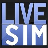 Live-Sim, le site Simracing