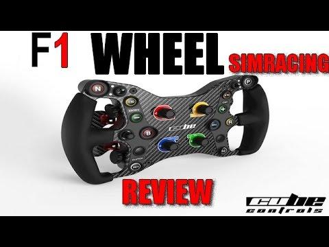 Le volant Formula Wheel de chez CUBE CONTROLS en review chez Floeb07