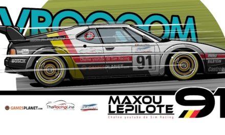 Soutenons Maxou Le Pilote !