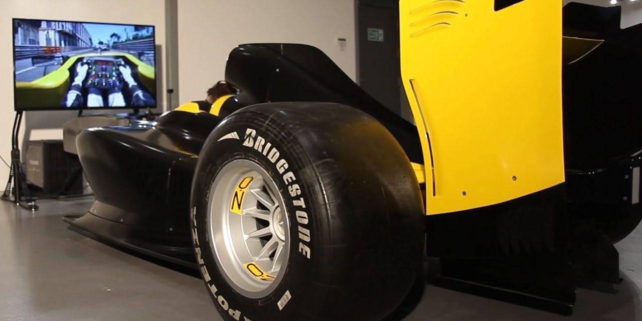 Simulateur VESARO Formula V75 Stage 3 & VR