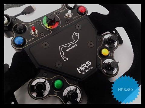 Volant HRS280 Limited Edition, de nouvelles pièces bientôt disponibles…