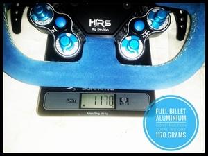 Volant HRS280 Limited Edition, de nouvelles pièces bientôt disponibles...