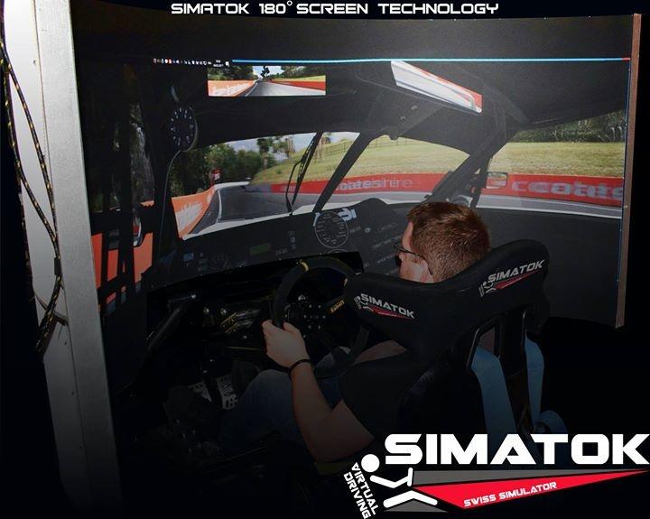 Nouvel écran 180° chez SIMATOK