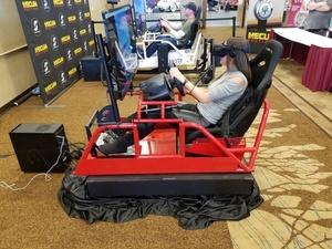 Le simulateur XRT 1000 de Simcraft, de la translation au programme