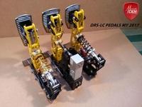 Pédalier DRS-LC de chez DEM Racing Simulators