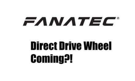Volant Direct Drive à venir chez FANATEC,c'était à prévoir !