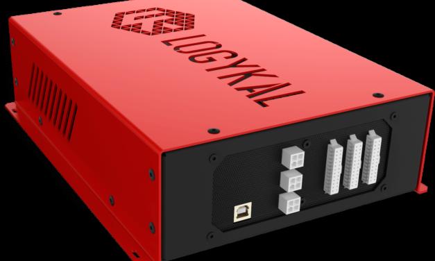Lince V2 est arrivé avec une belle box : Stimulez vos vérins avec Logykal
