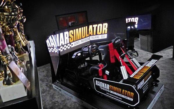 Petite vidéo de chez Ragnar Simulator