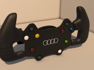 3 volants de chez DEM Racing Simulators