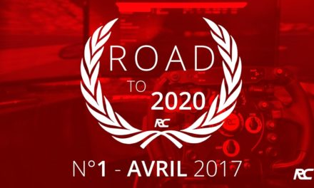 Real Championship : Premier épisode du Road to 2020