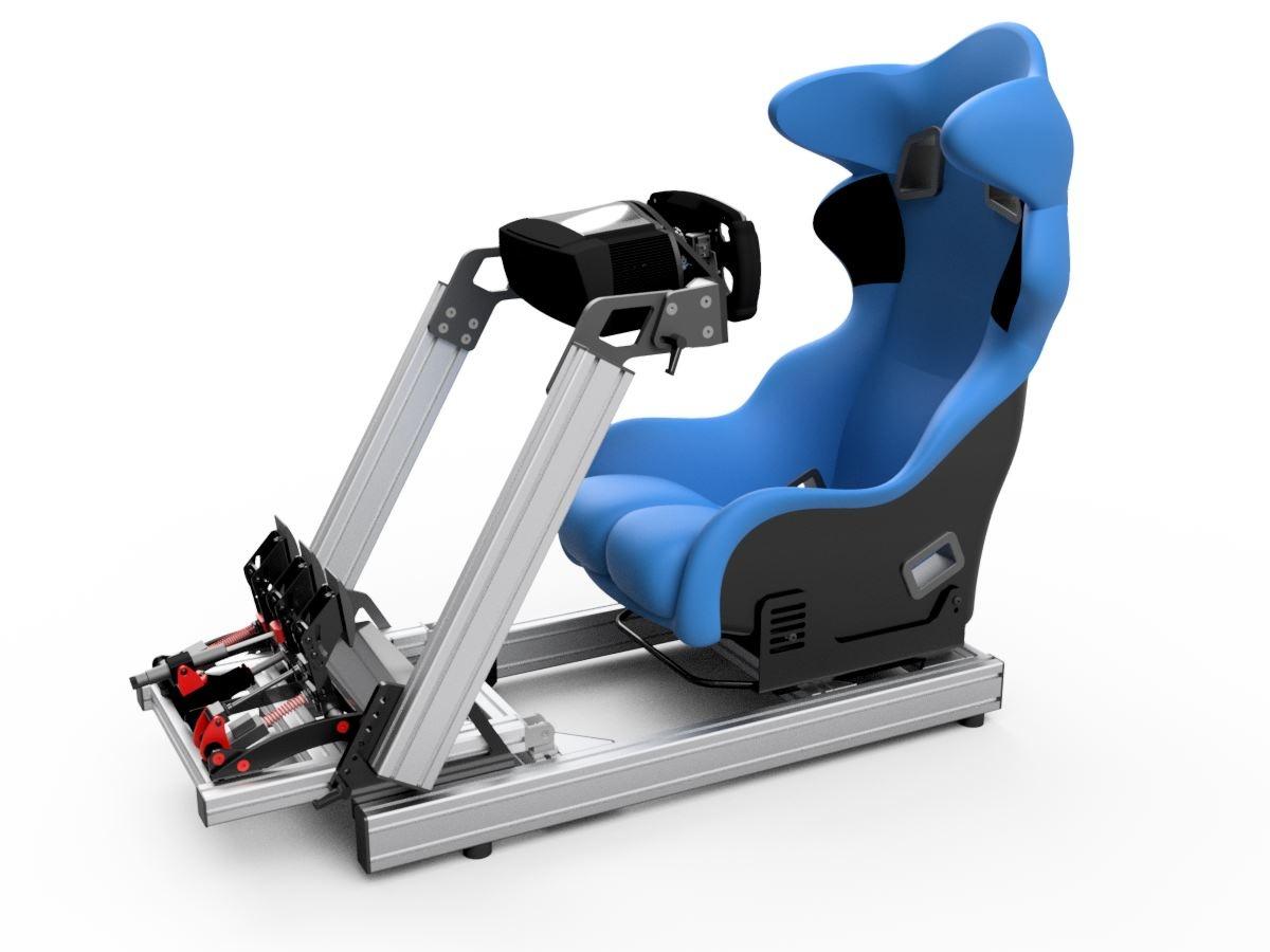 Et un nouveau cockpit pour Sim Lab, le GT2