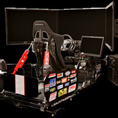 SimXperience® Full Motion Racing Simulator Technologies