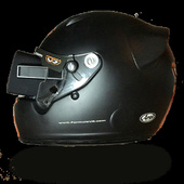 HelmetVR | Worlds first Virtual Reality simrace helmet!