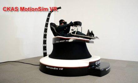 Une plateforme VR 6DOF par CKAS