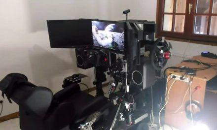 """Une série de vidéos pour Rapapar : """"Mon simulateur V4 en détail"""""""