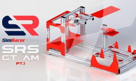 Présentation du chassis SRS GT AM de SIMRACERSTORE par FLOEB