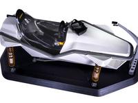 Cockpit dynamique VR5 de EXSIM, une réalisation intéressante.