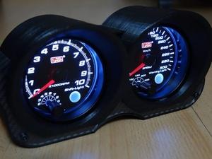 Dashboard en préparation chez SRX, le RetroTac.