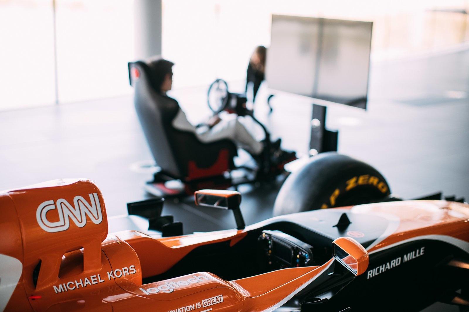 WANTED : McLaren recherche le gamer le plus rapide du monde