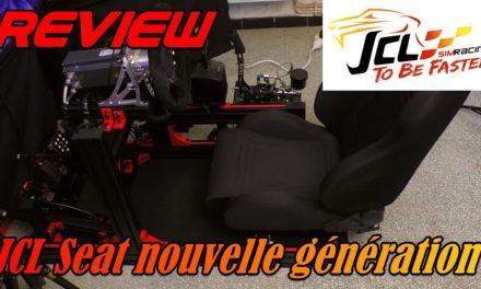 """Review du JCL Seat """"nouvelle génération"""" par Franconen et …"""