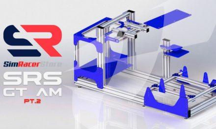 Review du chassis GT-AM de SimRacerStore par Floeb