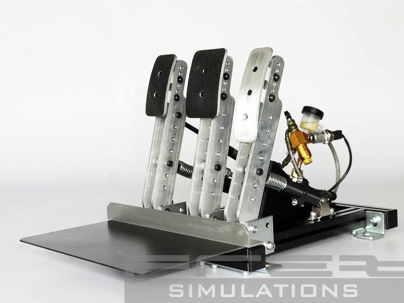 Nouveau pédalier chez FREX : Le Sim3PEDAL V3