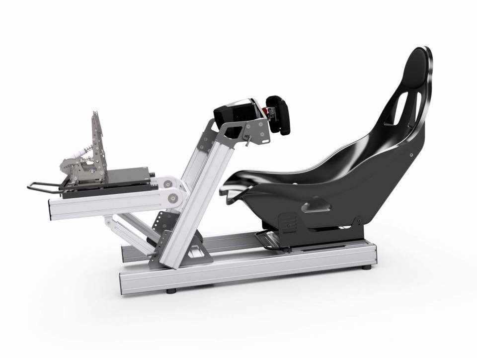 Un cockpit Formula / Prototype pour Sim-Lab - Simrace-Blog