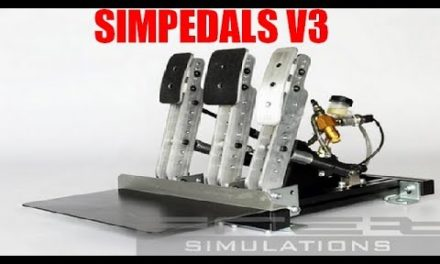 Le pédalier hydraulique SIMPEDALS V3 de FREX en review chez FLOEB