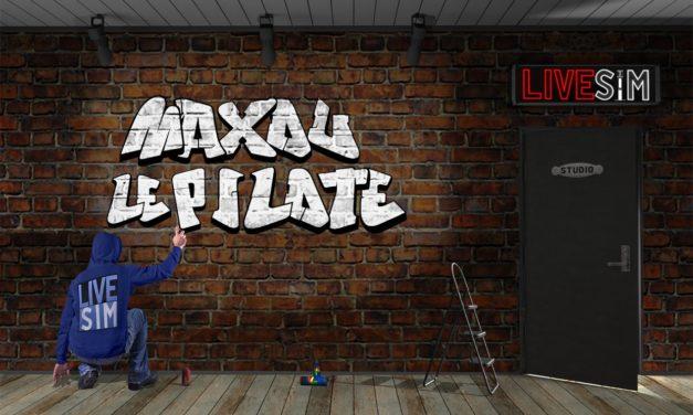 Le Podcast de Live-Sim #3 avec Maxou le Pilote