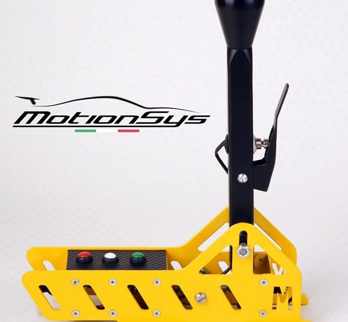Shifter séquentiel par MotionSys