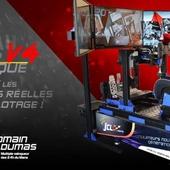 JCL Sim Racing Simulator To be Faster