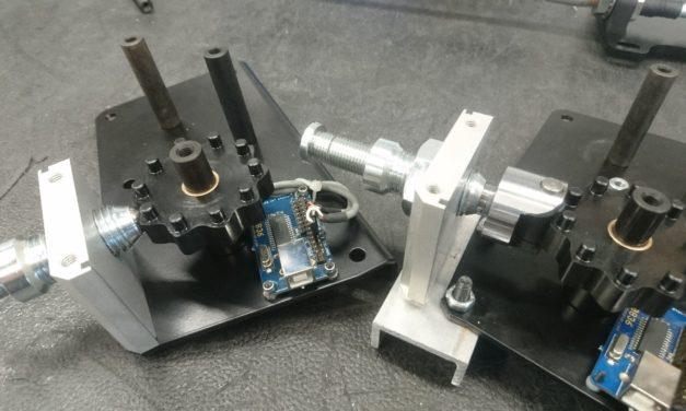 Modif à venir pour le shifter PSL de PRO SIM : moins de bruit en perspective.