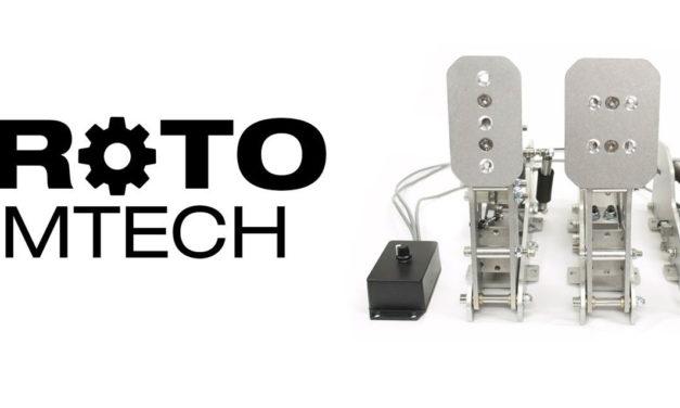 Le pédalier ProtoSimTech évolue, bienvenue à la version PT2