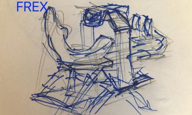 Un 6DOF chez FREX : L'HexaMotion