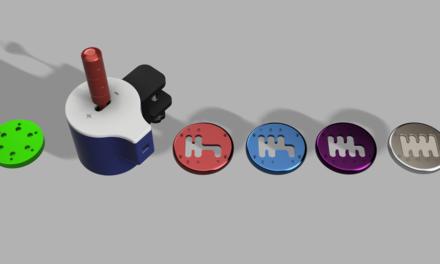 Découvrez 3D Simracing : De l'impression 3D pour le simracing